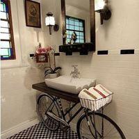 Kreativitás otthon, avagy inspiráció fürdőszobákhoz