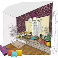 Kis lakás Székesfehérvár szívében