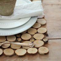 Csináld magad: ötletes tányéralátétek
