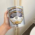 A fűtéscső festése