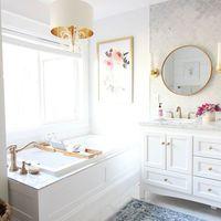 15 dekoráció, ami nem hiányozhat a fürdőből