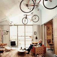 Előszoba és kerékpártárolás