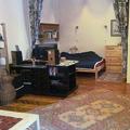 Balázs dolgozószobája