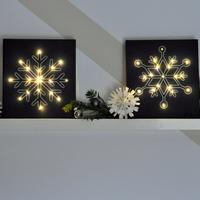 Csináld magad: hópehely-világítás