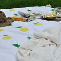 Csináld magad: ananászos pikniktakaró