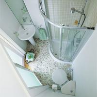 Ennél kisebb fürdőszobákat még nem láttál!