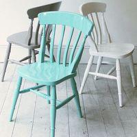 Így kaptak új külsőt ezek az öreg székek
