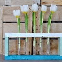 Csináld magad: tavaszváró virágtartó