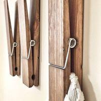 Deszka, faág, kő: rusztikus kiegészítők a lakásban