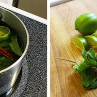 Lime, fahéj, fenyő - így készül a házi illatosító