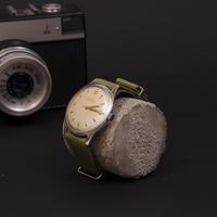 Így készíts óratartót betonból!
