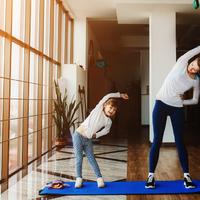 Otthoni edzés, házi praktikák