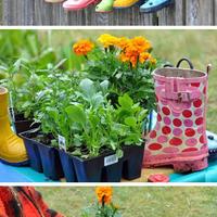 Sokkal szebb lesz a kert, ha a gyerekek dekorálják!