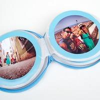Csináld magad: CD-tartóból fotóalbum