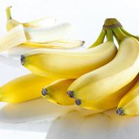 Energiabomba a banán, ami arabul azt jelenti: ujj