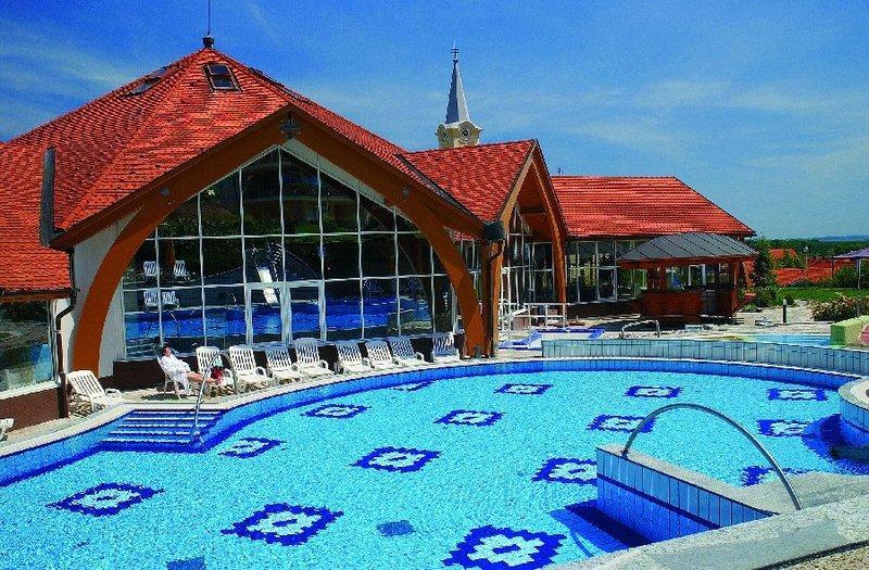 Kolping Hotel Spa Family Resort Heviz