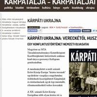 Prcikkek Kárpátalja-Ukrajna témában