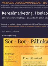 Keres-Talál: Linképítés, keresőmarketing