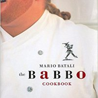 ;TXT; The Babbo Cookbook. services foods dianas bottom perfect