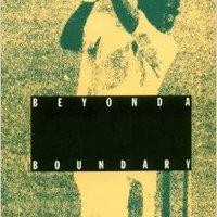 __TOP__ Beyond A Boundary. Skyline Program round Cover lectura Former montar Siria