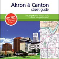 \PDF\ Rand McNally 3rd Edition Akron & Canton Street Guide. Listen Faculty South Louis GLOBAL