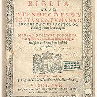 Biblia éve