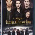 Márciusban jön az Alkonyat – Hajnalhasadás II. rész (12) DVD-n, és Blu-rayen