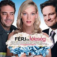 Férj és feleség (The Accidental Husband) magyar plakát