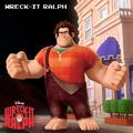 Rontó Ralph karakterek