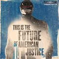 RoboCop poszter 'The Future of American Justice'
