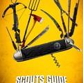 Scouts Guide to the Zombie Apocalypse poszter (frissítés)