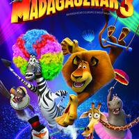 Madagaszkár 3. (Madagascar 3: Europe's Most Wanted) (6) - DVD-megjelenés
