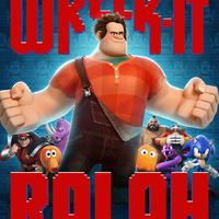 a végső Rontó Ralph poszter