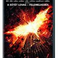 A sötét lovag - Felemelkedés kétlemezes DVD borítókép - Pro Video