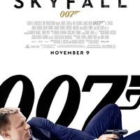 007 - Skyfall (Skyfall) poszter