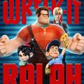 Rontó Ralph poszterek