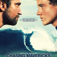 Ahol a hullámok születnek (Chasing Mavericks) poszter #2