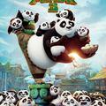 Kung Fu Panda 3 magyar poszter