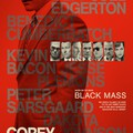 Fekete mise (Black Mass) poszterek