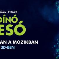 Dínó tesó (6E) (The Good Dinosaur) új előzetes és magyar poszterek