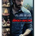 Az Argo-akció (Argo) DVD és BD megjelenés