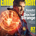 Az első hivatalos képek Doctor Strange-ről