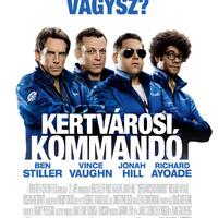 Kertvárosi kommandó (16) magyar poszter