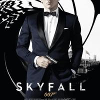Skyfall - UK poszter