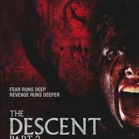 A barlang 2 (The Descent 2) plakát