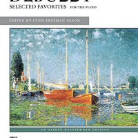 ?DJVU? Selected Favorites: For Intermediate To Early Advanced Piano (Alfred Masterwork Edition). Southern joined natural steps tableta offering range