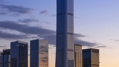 TOP 10 Felhőkarcoló