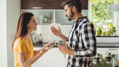 5 dolog amin minden pár összeveszik! Ti kivételek vagytok?