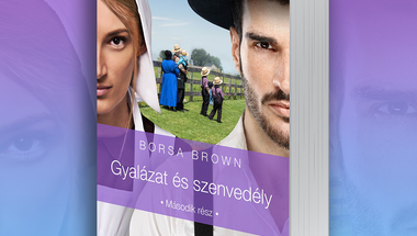 Megjelent Borsa Brown új regénye!
