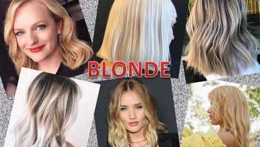 8 trendi szőke haj
